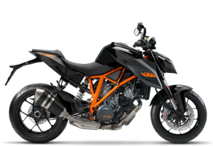KTM DUKE NAKED Super 1690 R