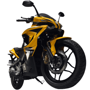 Pulsar RS 200 yellow Specs, price, features