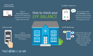 epfbalance alternate ways