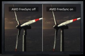 Amd freesync on off