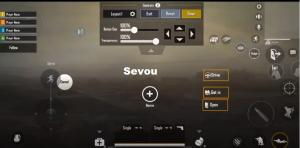 Sevou pubg mobile controls