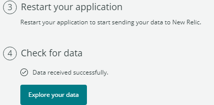 php agent new relic not working